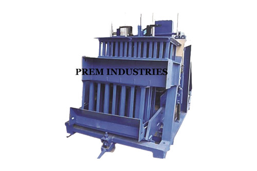 concreate block making machine