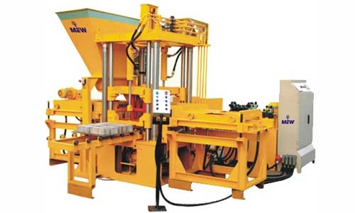 Paver Block Making Machine Manufacturers in India