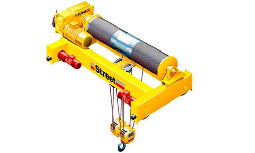 Winch Crane Manufacturer and Supplier in India
